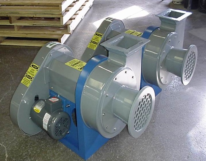 Radial Blower Picture17